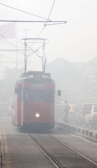 Kadıköy duman altında 4