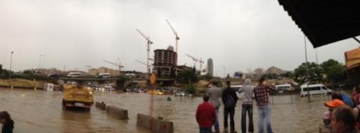 İstanbul Yağmura Teslim Oldu 1