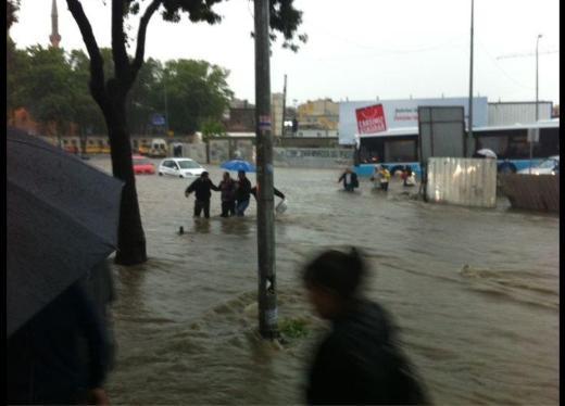 İstanbul Yağmura Teslim Oldu 17