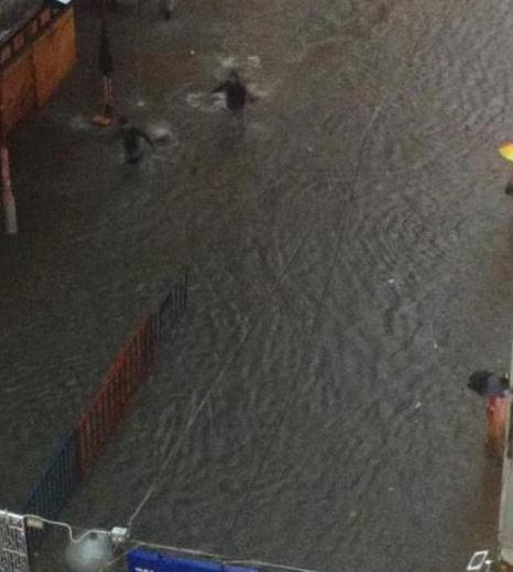 İstanbul Yağmura Teslim Oldu 3