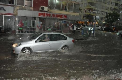 İstanbul Yağmura Teslim Oldu 4