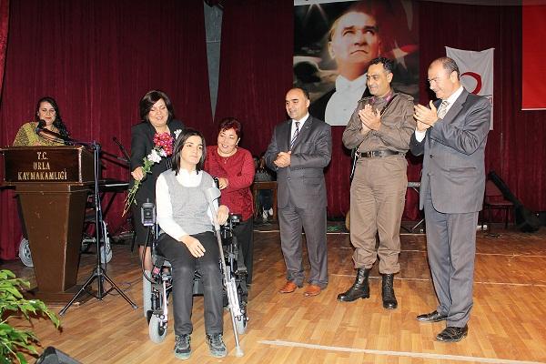 Engelliler engel tanımadı 1