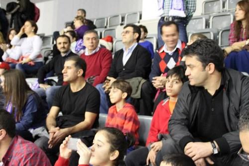 Maliye Okulu Spor Kulübü (MOSK) - ES Spor 13