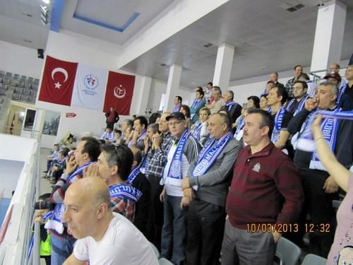 Maliye Okulu Spor Kulübü (MOSK) - ES Spor 7