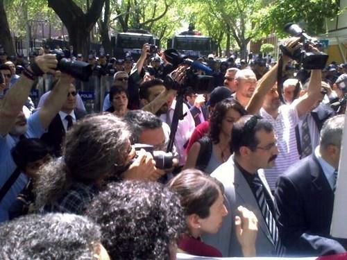 Çağdaş Hukukçular Derneği Ankara Eylemi 6