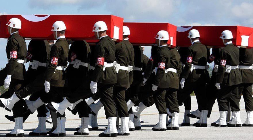 Siirt'te askere hain tuzak: Bir şehit, iki yaralı