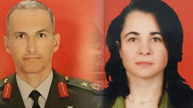 Darbeci Semih Terzi'nin eşi Nazire Terzi'ye 18 yıl hapis