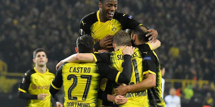 Borussia Dortmund: 3 - Atalanta: 2
