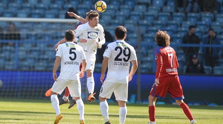 Kardemir Karabükspor: 0 - Teleset Mobilya Akhisarspor: 3