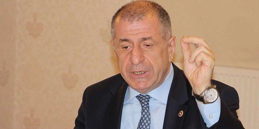 Ümit Özdağ'dan Ahmet Davutoğlu'na: Korkak