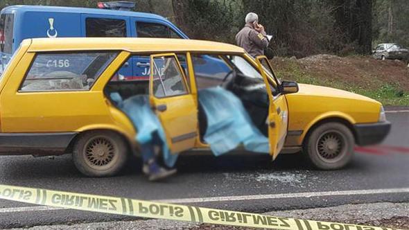 Köyceğiz'de, aracı durdurup katliam yaptı: 3 ölü