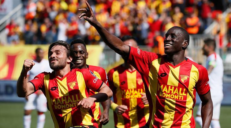 Göztepe: 2 - Antalyaspor: 1