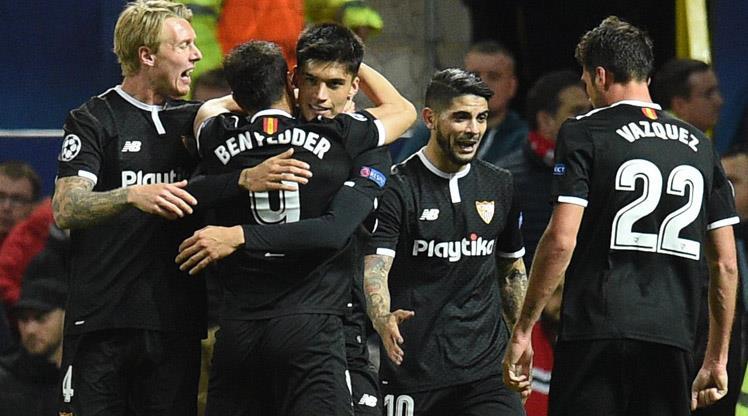 Sevilla, Old Trafford'da 'şeytan' çıkardı!