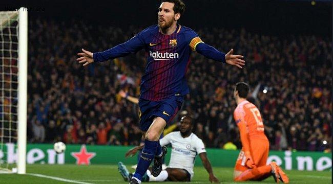 Barcelona: 3 - Chelsea: 0
