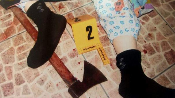Kayseri'de vahşet! 82 yaşındaki kadını torunları baltayla öldürmüş