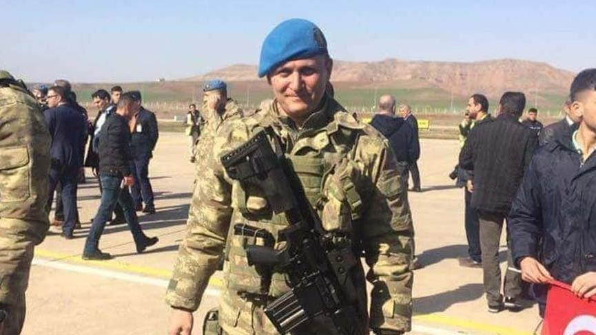 Afrin'den son dakika acı haber: Binbaşı Mithat Dunca şehit oldu