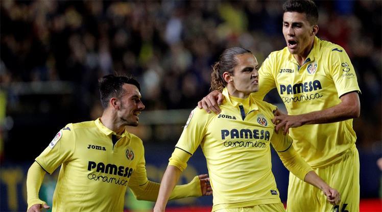 Enes Ünal'ın 2 golüyle Villarreal, Atletico Madrid'i 2-1 mağlup etti