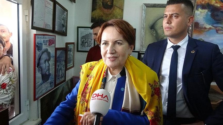 Akşener: Be hey cahiller, Atatürk'süz Çanakkale olur mu?