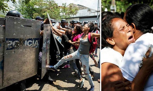 Venezuela'da gözaltı merkezinde ayaklanma: 68 ölü