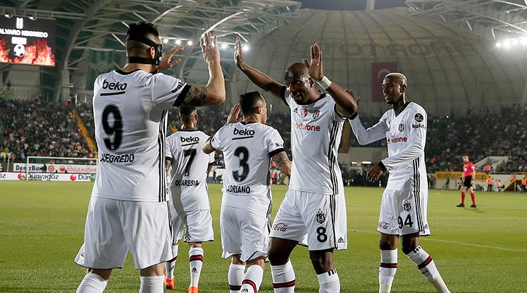 Teleset Mobilya Akhisarspor: 0 - Beşiktaş: 3