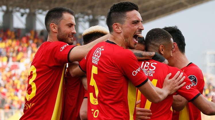 Göztepe: 2 - Bursaspor: 1