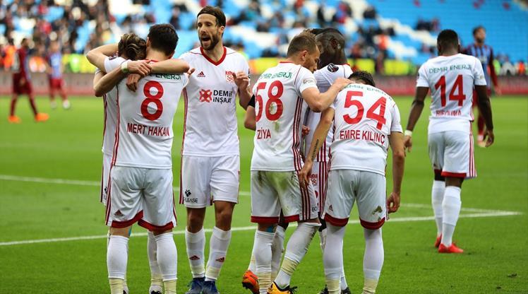 Trabzonspor: 0 - Demir Grup Sivasspor: 2