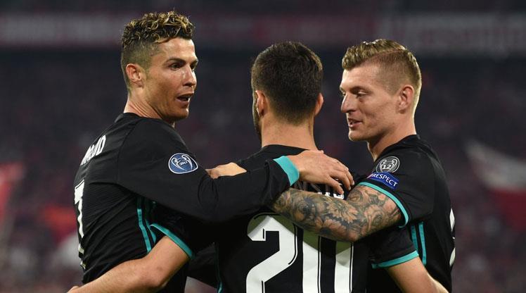 Allianz Arena'da tarih tekerrür etti! Real'den finale dev adım