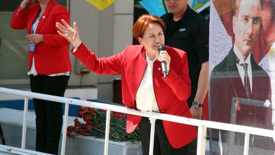 Akşener'den AKP'ye 'seçim yatırımı' sorusu: Hani hayaldi
