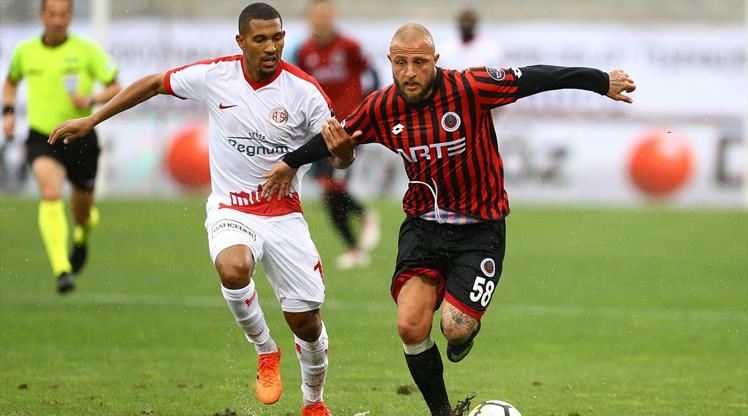 Gençlerbirliği: 0 - Antalyaspor: 1