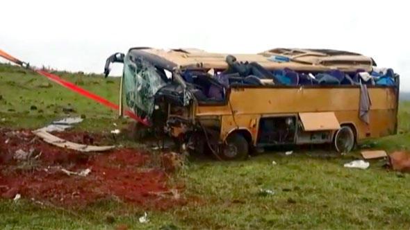 Ardahan'da feci kaza: 4 kişi öldü