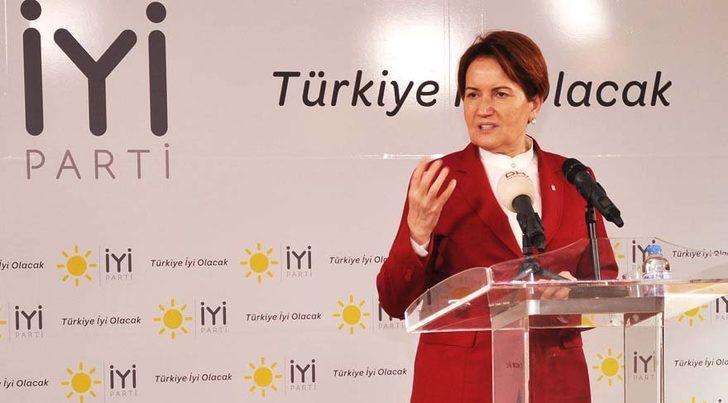Meral Akşener seçim kampanyasına start veriyor