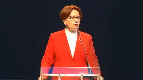 Meral Akşener kampanyasına Ankara'dan başladı