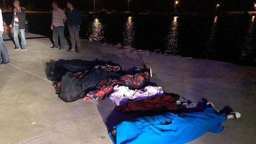 Çanakkale'de tekne faciası: 7 ölü