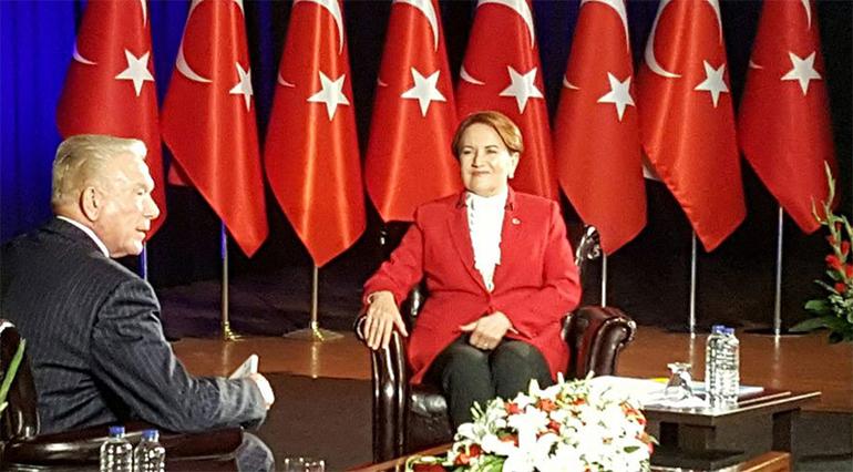 Akşener: Bu şeref bana ait üzgünüm… Erdoğan'ın en korktuğu kişi benim!