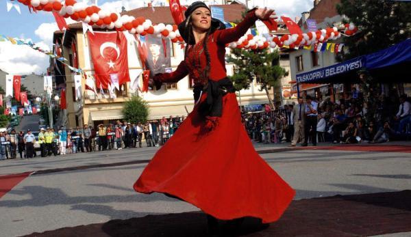 Taşköprü Uluslararası Sarımsak Festivaline Hazır
