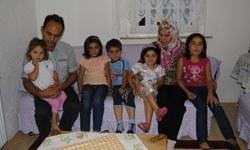 Türk Ailenin Evine Irkçı Saldırı