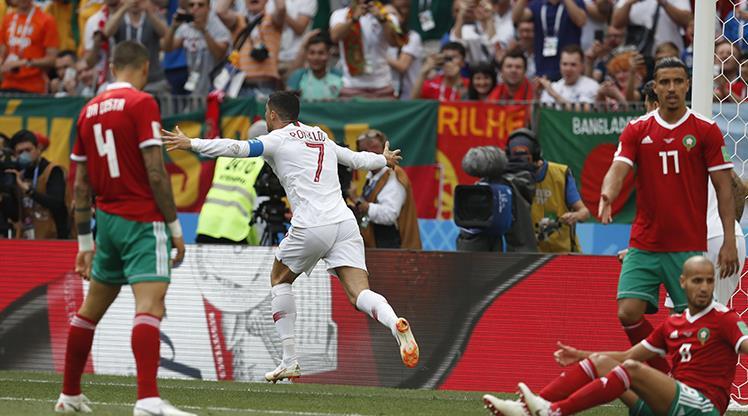 Ronaldo varsa sorun yok! Fas'tan buraya kadar!