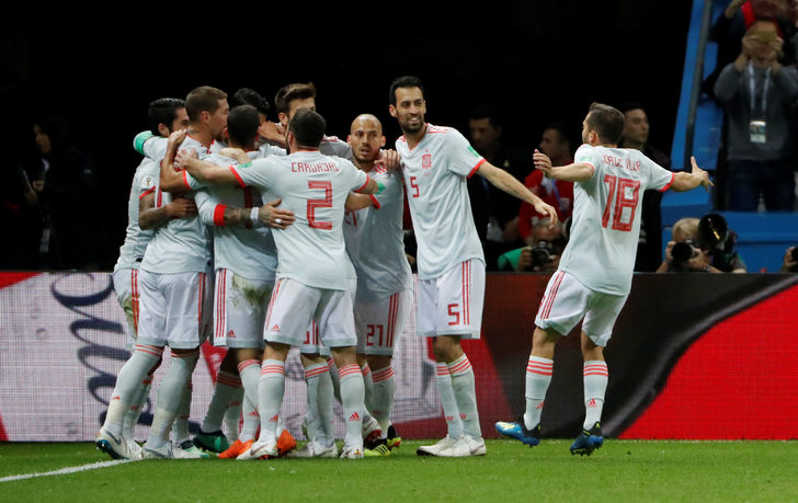 İran: 0 - İspanya: 1