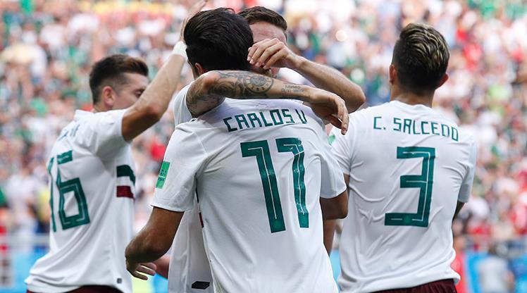 Meksika: 2 - Güney Kore: 1