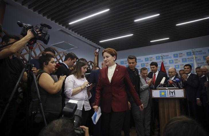 İYİ Parti Genel Başkanı Meral Akşener'den yeni planı!