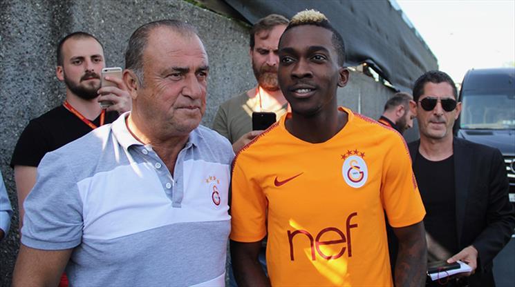 Galatasaray, Henry Onyekuru transferini KAP'a bildirdi