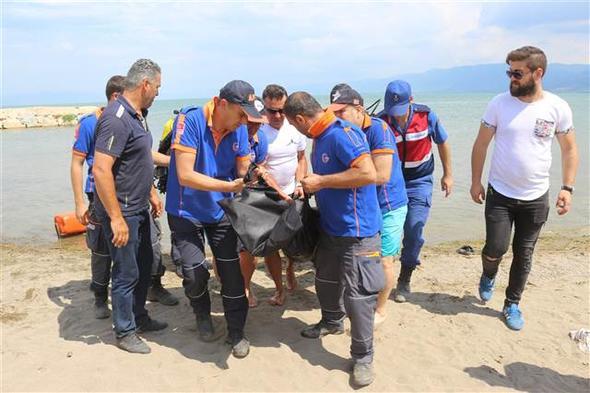 İznik Gölü'nde facia! İki çocuk boğuldu