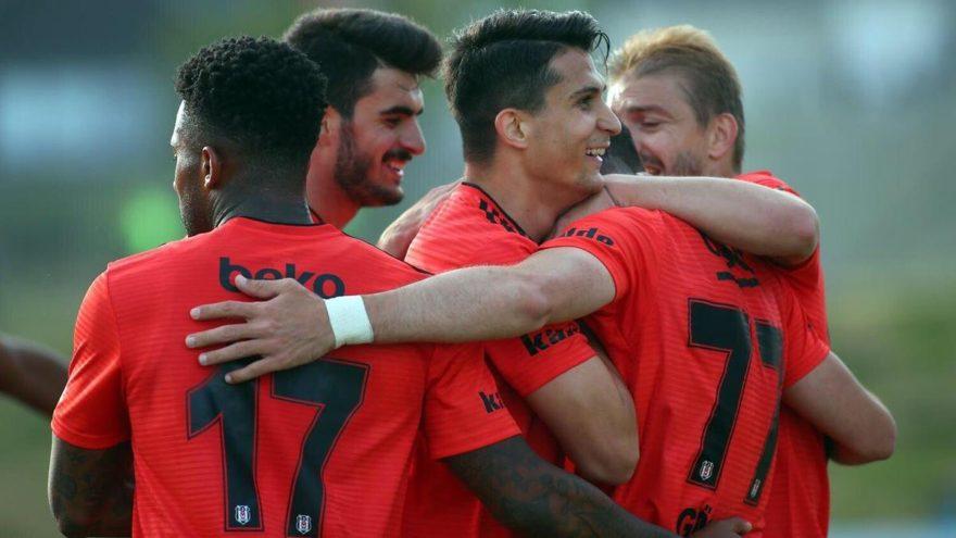 B36 Torshavn: 0 - Beşiktaş: 2
