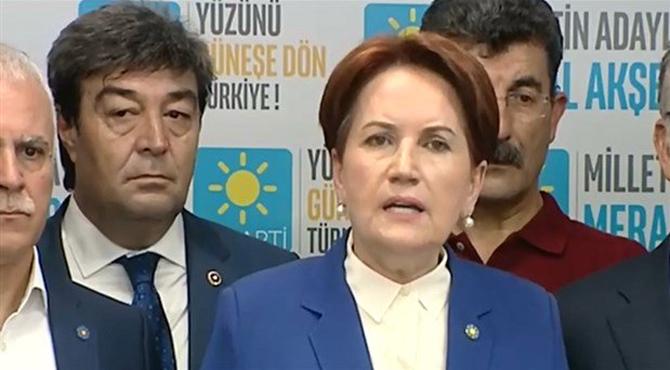 İYİ Parti'de sıcak saatler: Meral Akşener 'kurultay' dedi
