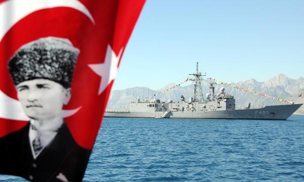 Gaziantep Fırkateyni Ziyarete Açıldı