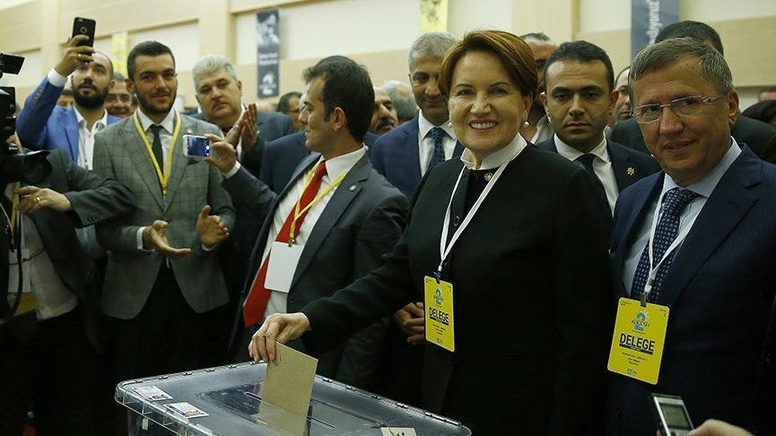 İYİ Parti'de Genel İdare Kurulu'na 40 yeni isim katıldı