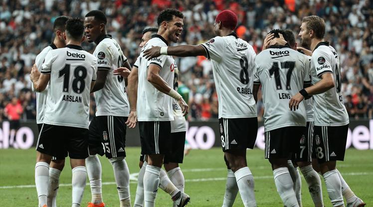 Beşiktaş: 2 - Akhisarspor. 1