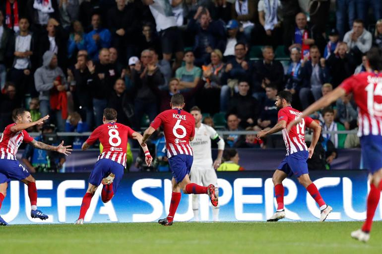 Avrupa'nın en büyüğü: Atletico Madrid