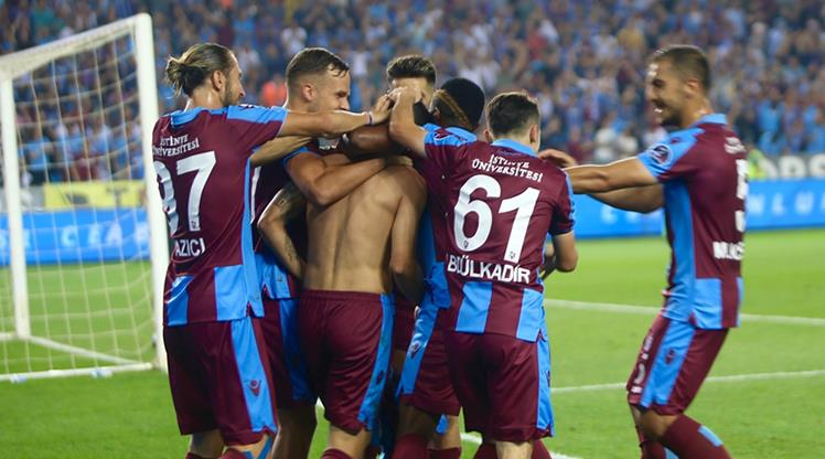 Trabzonspor: 3 - Demir Grup Sivasspor: 1