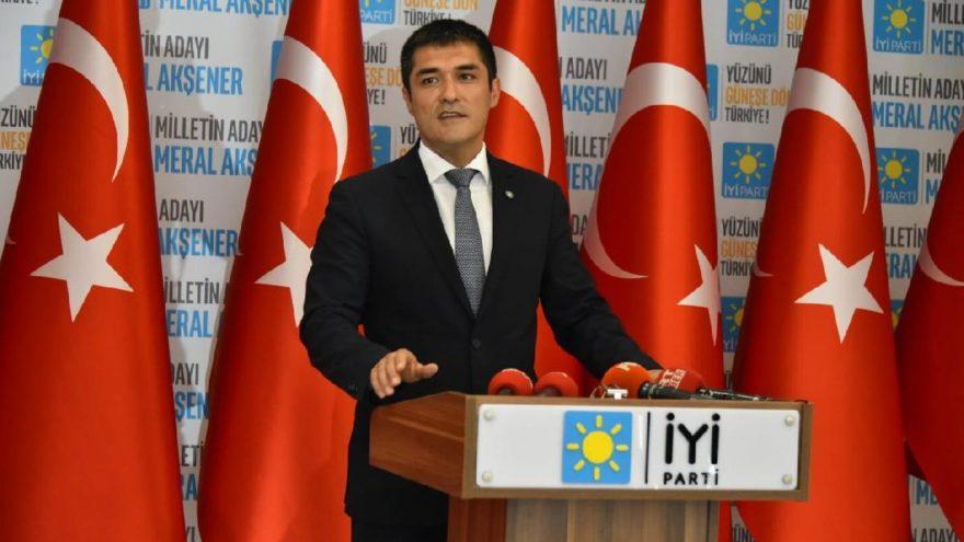 İYİ Parti İstanbul İl Başkanlığı'na Buğra Kavuncu atandı
